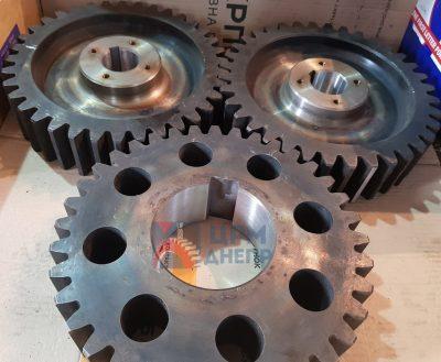 Цилиндрические прямозубые шестерни изготовление на заказ